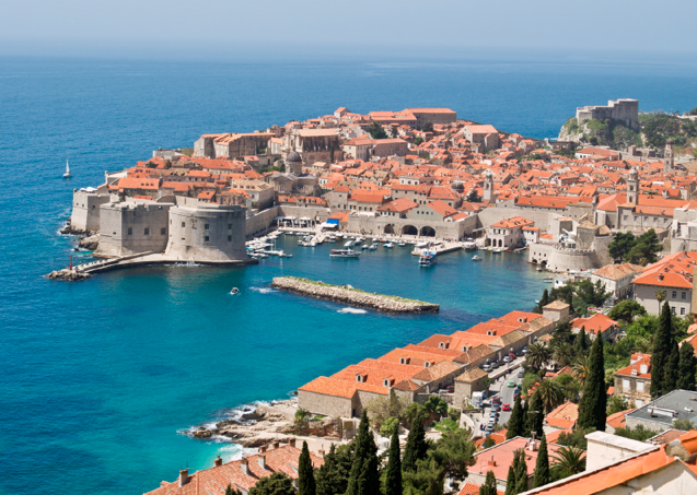 backpacking-in-Dubrovnik-Croatia