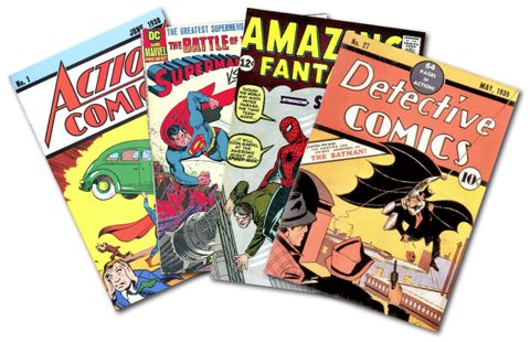 How To Read Comics Graphic Novels And Manga